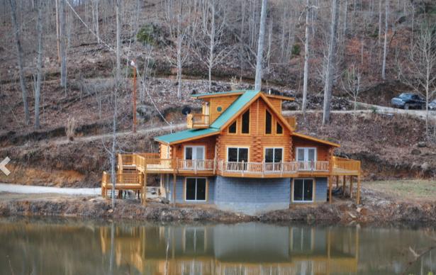 Vacation rentals near gays creek kentucky